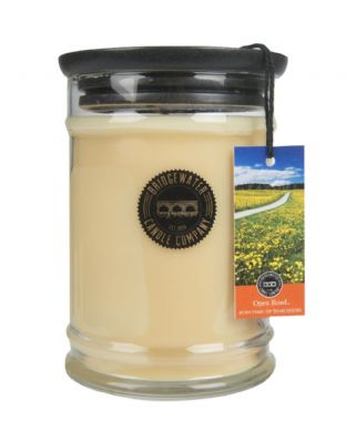 Open Road Large Jar Candle